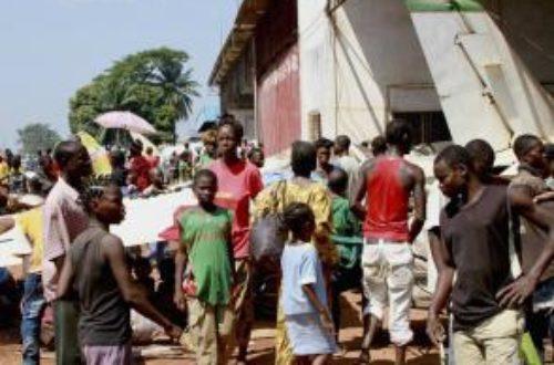 Article : En Centrafrique des jeunes créent un collectif pour la paix