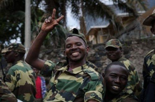 Article : RDC : comment fabriquer un rebelle ?