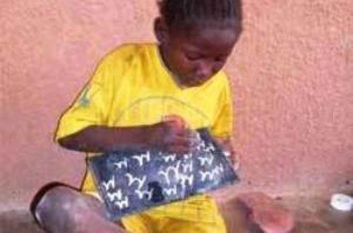 Article : Essat,Yarra,Sadiaa et Mounira ou la scolarité des enfants burkinabè