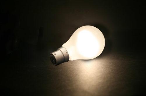 Article : Que la lumière soit!