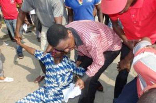 Article : Au Bénin, une marche de syndicalistes réprimée dans le sang