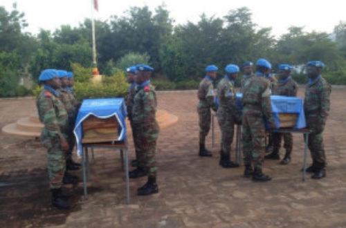 Article : Ils s'appelaient Ousmane Fall et Cheikh Tidiane Sarr