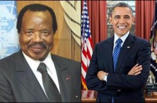 Article : Sommet Etats-Unis-Afrique : mon président n'est pas black-listé !