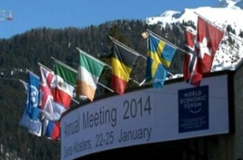 Article : Forum économique de Davos 2014, que faut-il en retenir ?