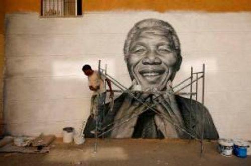 Article : Le numérique et l'histoire se marient pour immortaliser Nelson Mandela