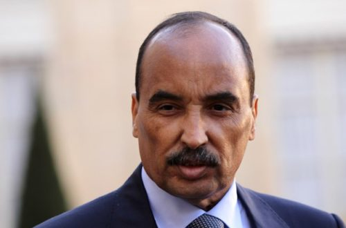 Article : Mauritanie : la bataille de la présidentielle a déjà commencé