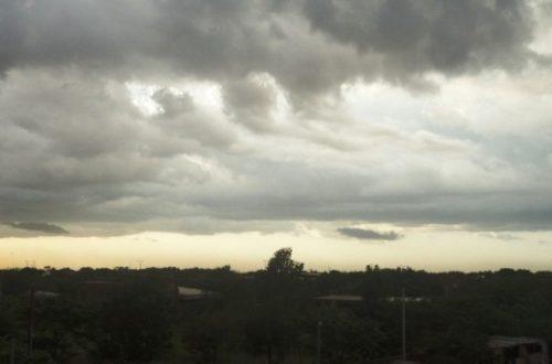 Article : Les pluies à Ndjamena inondent les maisons