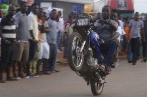 Article : Pas de Nouvel An pour les motocyclistes à Accra