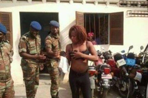 Article : Fait divers au Bénin : un transsexuel confié à la gendarmerie