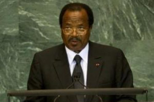 Article : RCA : Biya demande que la Misca devienne une mission onusienne