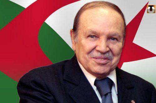 Article : Algérie, où s'arrêtera Bouteflika ?