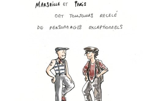 Article : De Marseille à Paris: Les gens ordinaires sont exceptionnels