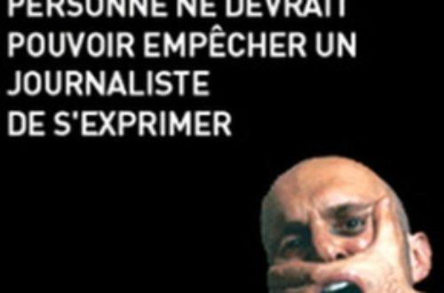 Article : Rapport RSF sur la liberté de la presse: l'Afrique patine, le Mali recule