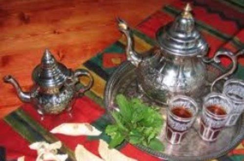 Article : L'amour incontrôlé du ''thé'' : obstacle à la formation du jeune Malien.