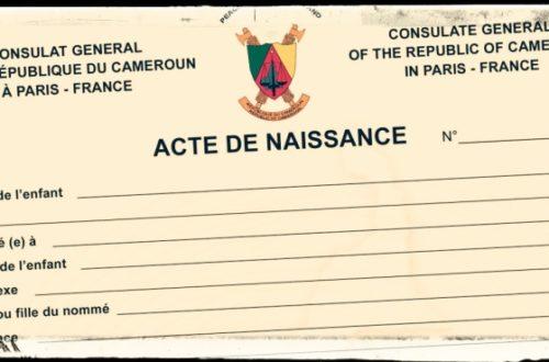 Article : Camerounais, quel âge as-tu (réellement) ?