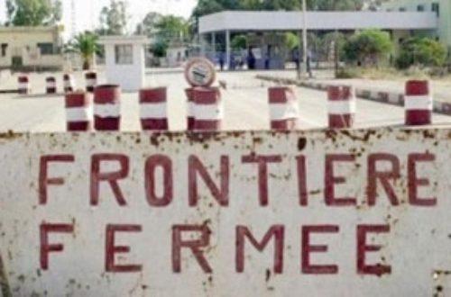 Article : Le Sénégal ferme ses frontières avec la Guinée