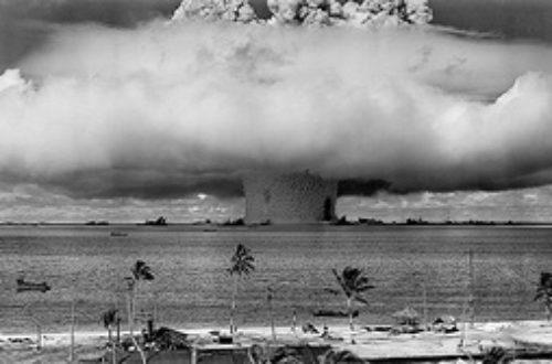 Article : Essais nucléaires français au Sahara en 1960 : affectent-ils ma santé aujourd'hui ?