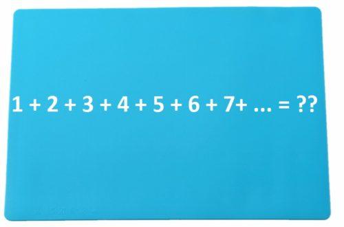 Article : 1 + 2 + 3 + 4 + 5 + … = -1/12 : Réalité ou délire mathématique ?