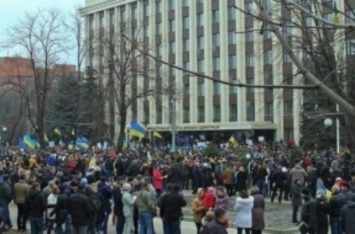 Article : En Ukraine, les craintes de la diaspora estudiantine africaine