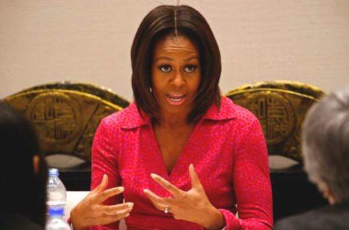 Article : Michelle se balade