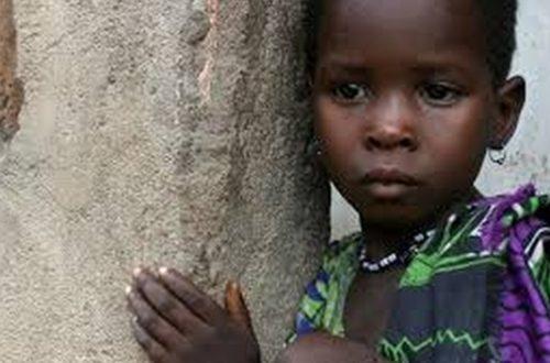 Article : La galère des enfants en Centrafrique