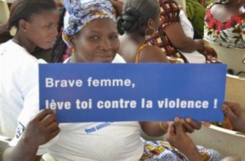 Article : Rapport sur la violences basées sur le genre en Côte d'Ivoire