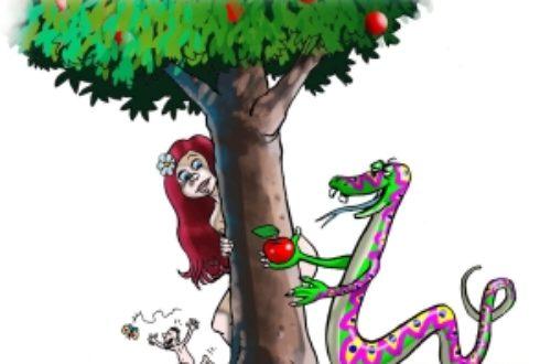 Article : La pomme, un amour de Yahweh