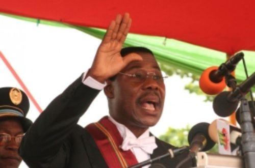 Article : Dans deux ans, Boni Yayi quittera le pouvoir au Bénin