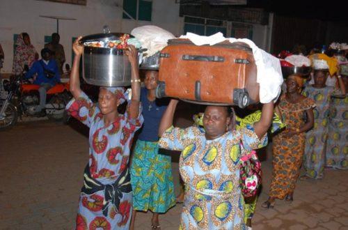Article : Je suis camerounais, je vais me marier