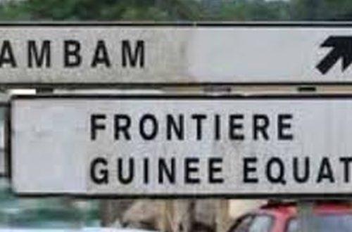 Article : Cameroun : alerte aux frontières !