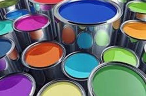 Article : Cote d'Ivoire:Le plomb se beigne des les peintures à usage décorative
