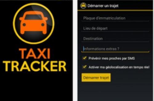 Article : Taxi Tracker : une application pour sauver des vies