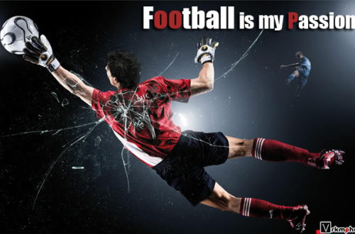 Article : Fou de foot et fou tout court!