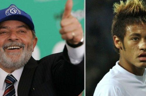 Article : Neymar, l'homme qui a fait revenir Lula