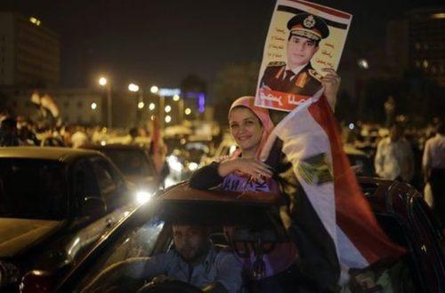 Article : Le président Al-Sissi va-t-il légitimer la répression en Egypte ?