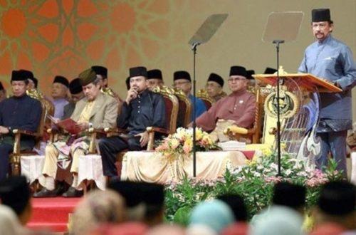 Article : La charia à Brunei : étonnement, peur, et jalousie