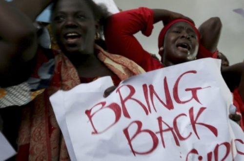 Article : #BringBackOurGirls : halte à la récupération politique