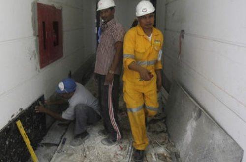 Article : Mondial : la main-doeuvre paye un lourd tribut au Qatar