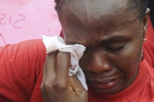 Article : Complainte de mère nigériane éplorée …. Puisse «Chibok» devenir «She's back»