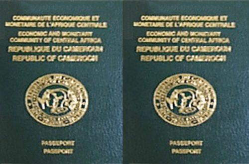 Article : Pour une histoire de passeport biométrique…