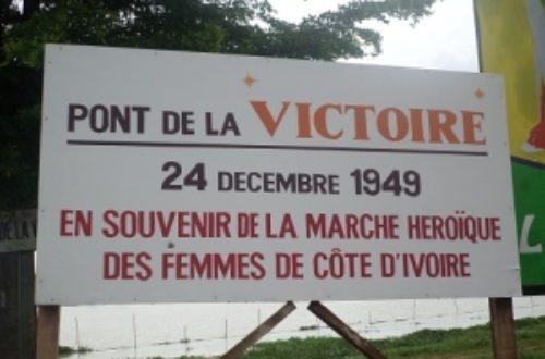 Article : Grand Bassam 1949 : les femmes ont marché pour la libération des hommes