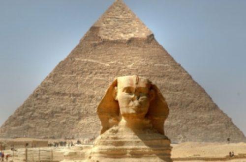 Article : Les mystères de l'univers : l'Egypte ancienne et le projet Isis