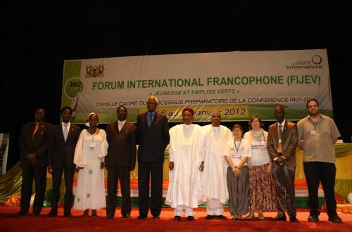 Article : Forum Jeunesse et Emplois verts: Niamey, nous revoici!