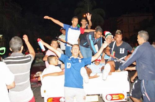 Article : ALGÉRIE : Scènes de liesse à Blida pour fêter les Fennecs !