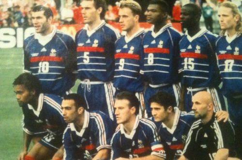 Article : «Une équipe de France pas assez française», vous rigolez j'espère ?