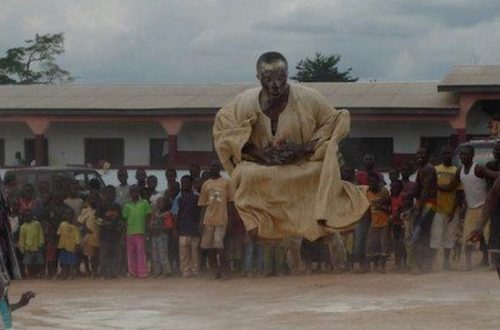 Article : Mondial : le spiritualiste ghanéen Kwaku Bonsam veut « exclure » Cristiano Ronaldo