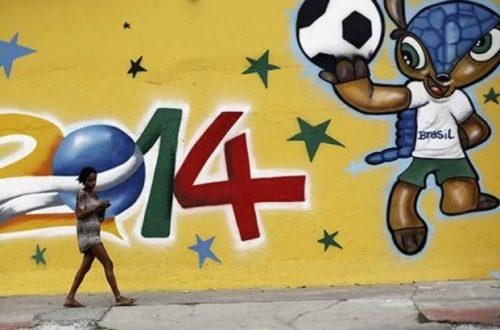 Article : Les évangéliques brésiliens n'aiment pas la Coupe du monde