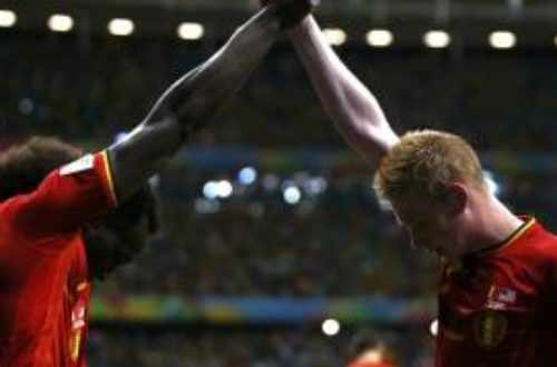 Article : Les Diables rouges rentrent tête basse en Belgique