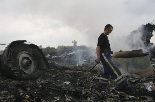 Article : Vol MH17: Don't cry for me