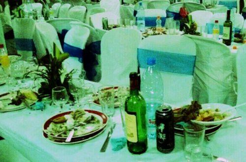 Article : Le banquet de noces à la camerounaise